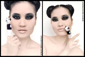 Panda Forever 3 by Marciedip