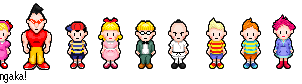 MOTHER_Modern Sprites by Chivi-chivik
