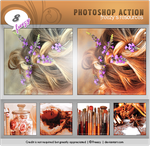 Photoshop action 08 by freezy-resources