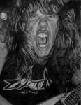 Metallica. Young James by traine-sabatte