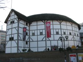 Places 514 Shakespeare's Globe by Dreamcatcher-stock