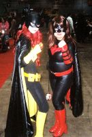 Another Batgirl Batwoman Pic by ComfortablyEccentric