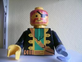lego captain red beard by epikachu