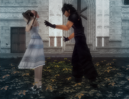 Aerith - It's Alright by LittleEvilPikachu