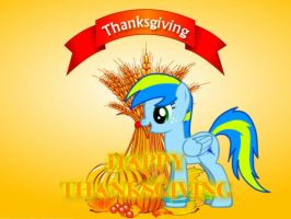 Happy thanksgiving by cyancrap