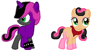 My New Fillies! :D by TheRealRiiver