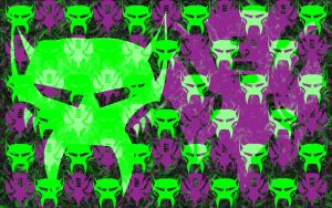 Beast Wars Insignia wallpaper by anime-viewer