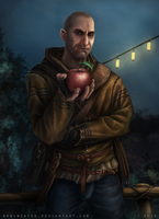 Witcher 3: Gaunter O'Dimm by Bra1nEater