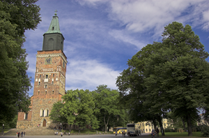 Finnish churches part V by Karelen