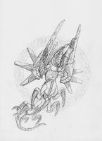 Robodragon by Vixis24m