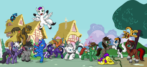 Brony Group by KristKC