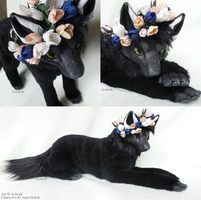 Artdoll Commission: More Zael by gebrek