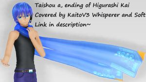 KaitoV3 Song Cover 'Taishou a' from Higurashi by MiraMiraDance