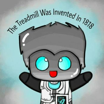 The Treadmill Was Invented In 1818 by Novelsycto