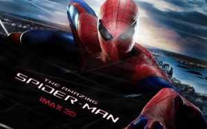 The Amazing Spider-Man IMAX Wallpaper by satorifrenzy