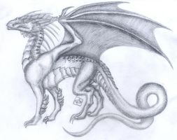 Dargon for DargonXKS by Nazgul666