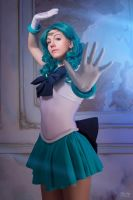Sailor Neptune by Dyonya