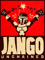 Jango Unchained by Cool-Hand-Mike