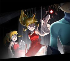 Yellow Devil by imbisibol