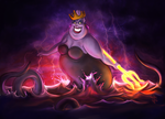 Poor Unfortunate Souls by JJColours