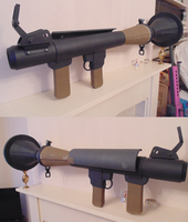 TF2 Stock Rocket Launcher Prop by WeasleFire