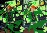 Riddler - Flats by nocturnalgeek10