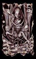 baphomet design by imagist