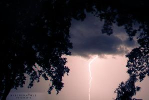 The lightning by buschermoehle-photo