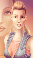 Sindy by MissFuturama