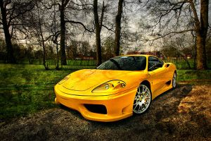 Challenge Stradale by cnfoto