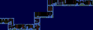 Rockman 3 Claw - Magnet Man Stage by Genesis25715