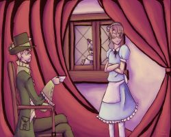 Hetalia in Wonderland by keigylf