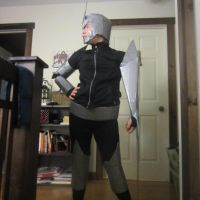 Halloween Costume 2012 by Redrosesforever