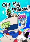 Oh! My Minions! Cover by Maxx2DXtreame