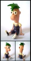 Ferb Fletcher by Marisol-Maryline