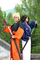 Naruto broken Youth cosplay by Deadelmale
