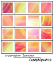 Texture set04 - Burning Sun by darkicedphoenix