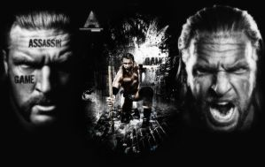 HHH Wallpaper by Ahmed-SalaMa