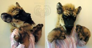 Hyena 4 Sale Ends tonight by Beetlecat
