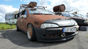 Rost Style Tigra by Arek-OGF