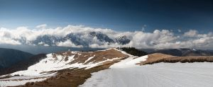 Bucegi Panorama by seraphRo