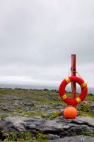 lifesaver at the burren by Tschisi