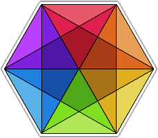 Colourful Cube by Wooded-Wolf