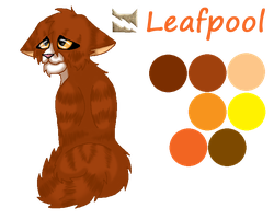 -Leafpool Reference- by WaterPhoenixWarrior