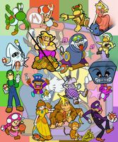 Mario Party 8 by Thumper-001
