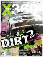 X360 DiRT 2 Magazine by brandonseaber