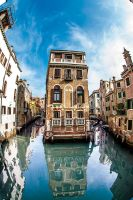 Venice in reflection by rdevill