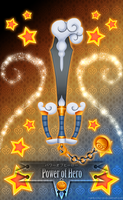 Keyblade Power of Hero -II- by Marduk-Kurios