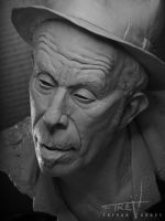 Tom Waits From Mortal Clay 10 by TrevorGrove