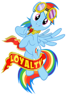 Element of Loyalty by PixelKitties